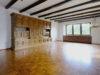 fast 40m² Wohnzimmer